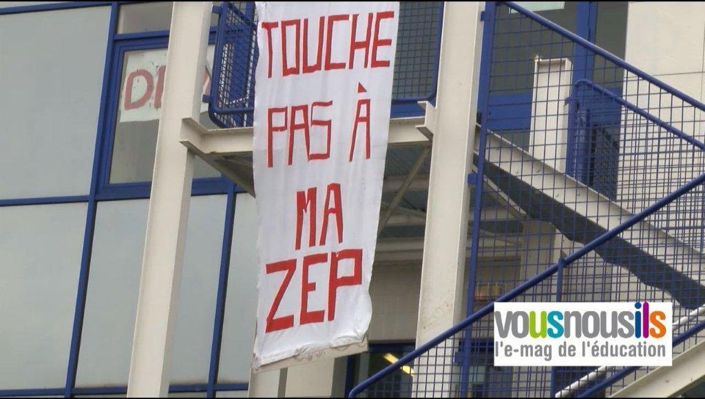ZEP : le collège Gustave Courbet (93) se bat pour sa réintégration