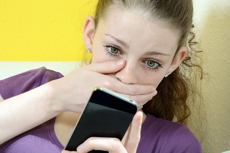 Cyberharcèlement : 7 % des collégiens en sont victimes