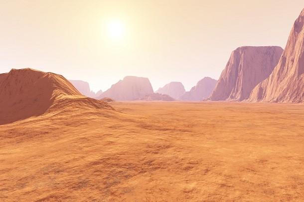 Curiosity retrouve du méthane et des molécules organiques sur Mars