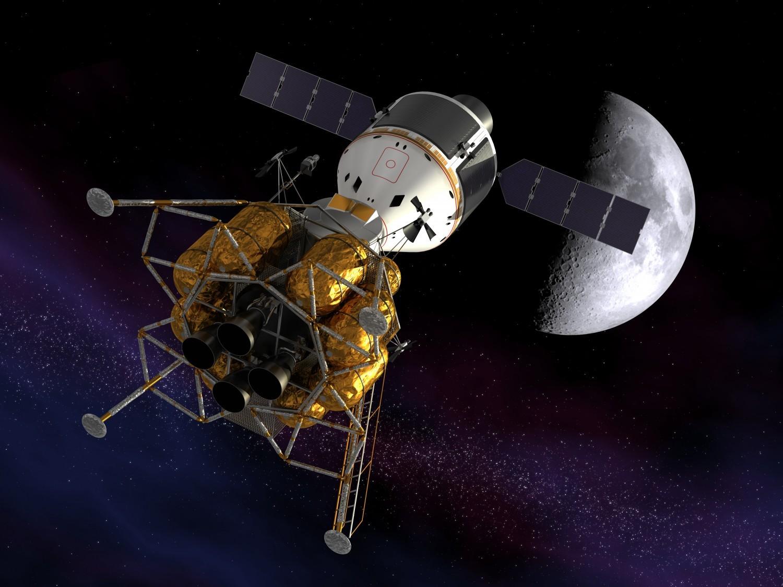 Le vaisseau Orion fait un premier pas vers Mars