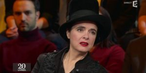 Amélie Nothomb / France 5
