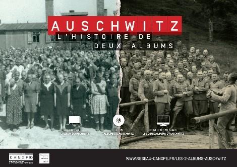 «Auschwitz, l'histoire de deux albums» : un web-documentaire pédagogique sur la Shoah