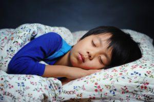 Handsome boy sleeping peacefully © wusuowei - Fotolia