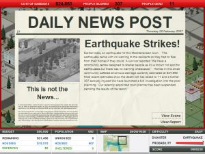 Stop Disasters / Halte aux Catastrophes / ONU