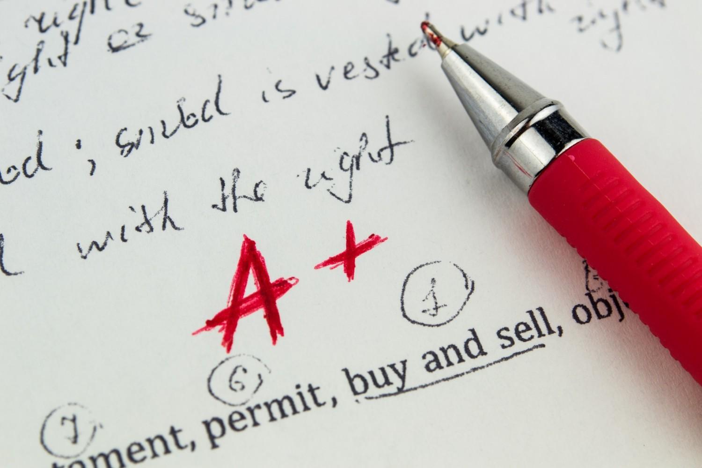 Evaluation des élèves : maintien des notes chiffrées et réforme possible du brevet