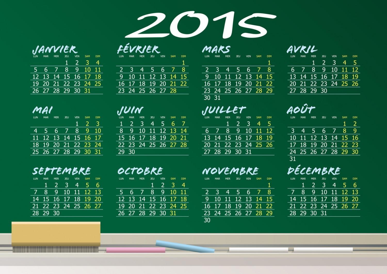 Le calendrier scolaire 2015-2016 «remis en discussion»