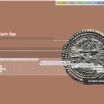 Ligne de temps de l'Inrap : une frise chronologique interactive qui couvre 800 000 ans d'Histoire