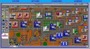 Sim City (1989) - Maxis
