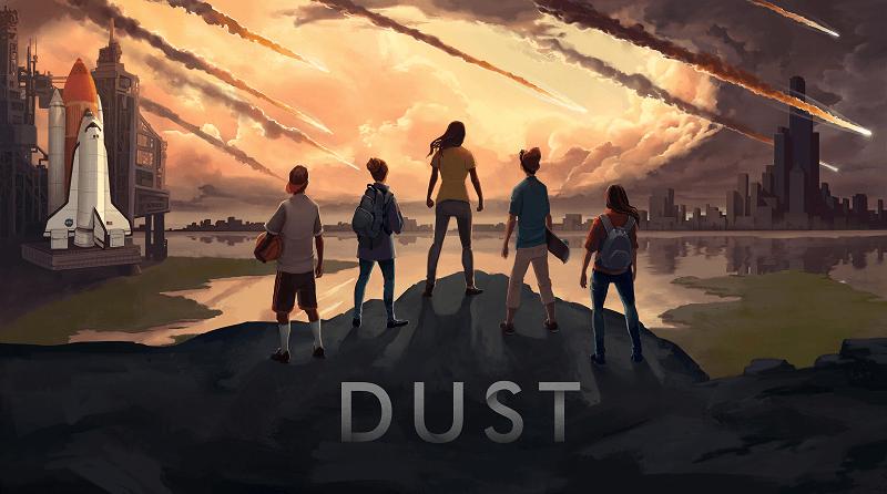 DUST : le jeu en réalité alternée de la NASA qui intéresse les adolescents aux sciences