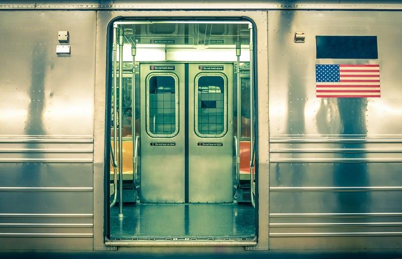Le métro new-yorkais jeté à la mer pour sauver les fonds marins