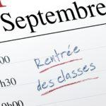 Calendrier scolaire : débuter l'année scolaire en même temps que l'année civile ?