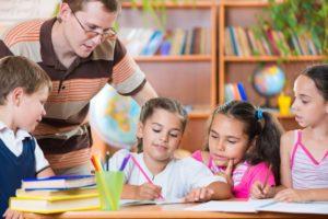 enseignant primaire
