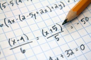 math problems © R MACKAY - Fotolia