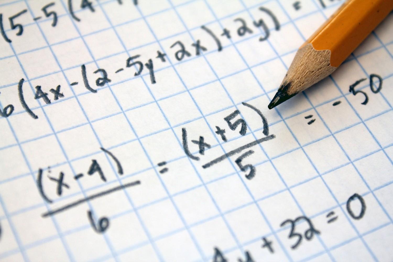 Du 14 au 22 mars, c'est la semaine des mathématiques !