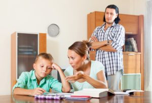 Helping with homework © JackF - Fotolia