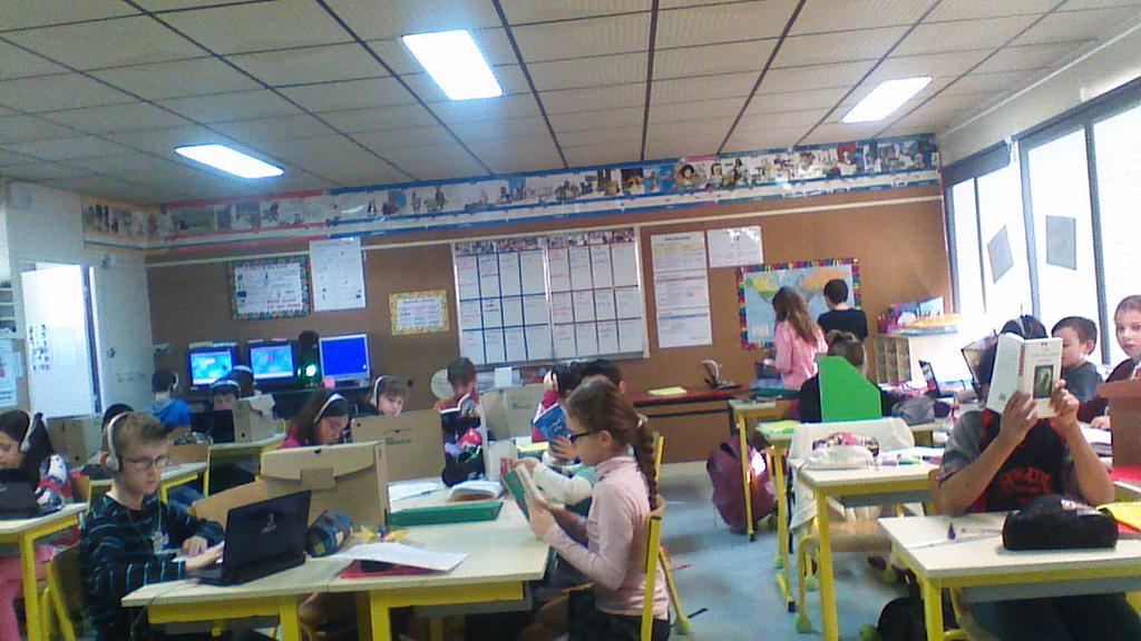 La classe inversée n'est possible «que si l'enseignement est une passion»