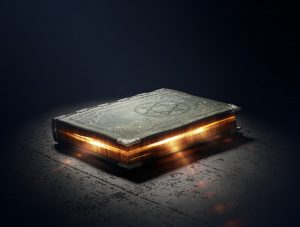 Book with magic powers © JohanSwanepoel - Fotolia