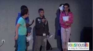 5e Congrès scientifique des enfants