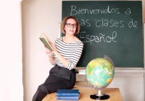 enseignant espagnol