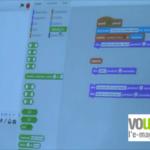 Maths et jeux vidéo : apprendre à programmer avec Scratch en 5e (reportage vidéo)