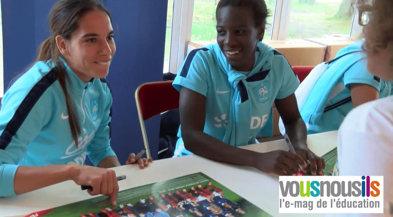 Mon Euro 2016 : un moment privilégié avec les Bleues