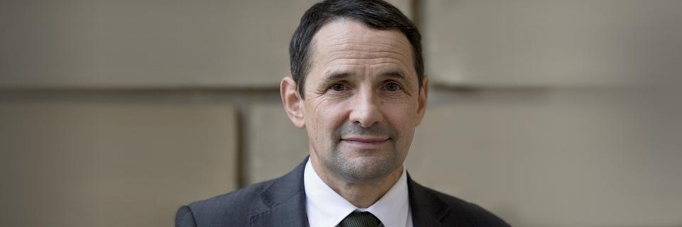 Thierry Mandon nouveau secrétaire d'Etat à la recherche et à l'enseignement supérieur
