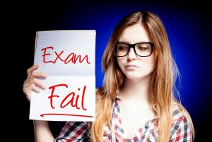 échec examen
