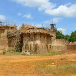 Guédelon : un château fort en construction, comme au Moyen Âge