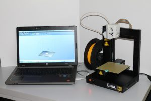 Imprimante 3d easy 120 / A4 technologie