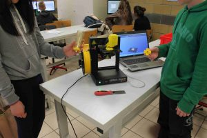 Technologie et impression 3D / Christophe Alasseur