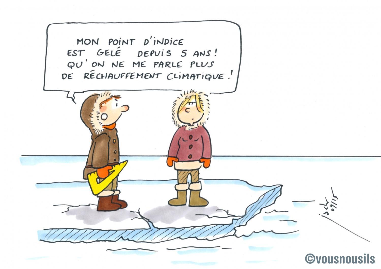 Hausse du point d'indice : les fonctionnaires ne veulent pas attendre le dégel !