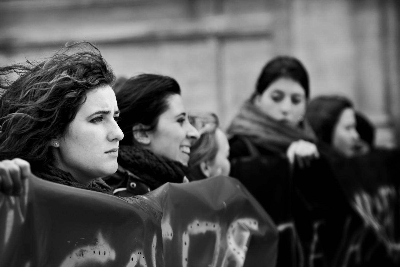 Manifestation devant le ministère : les étudiants mécontents face au manque de moyens