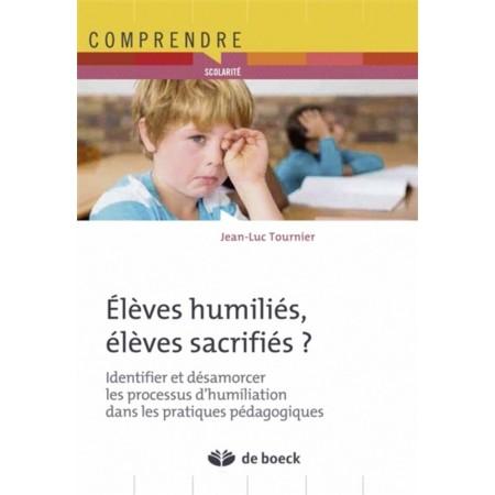 «Il faut apprendre aux élèves humiliés à se défendre» (Jean-Luc Tournier)