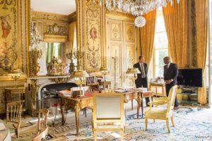Palais de l'Elysée, bureau du président (photo : CC/ vostok 91)
