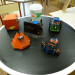 Fabriquer des «robots sumo» avec ses élèves de 3e pour les initier au code