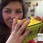 Réalité virtuelle et BYOD en 3e Euro : un projet qui mêle TICE et imagination