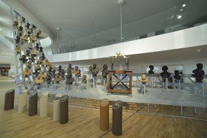 La Galerie de l'Homme / © Muséum national d'histoire naturelle - JC Domenech