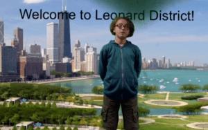"""Les Secondes de Sébastien Franc, """"groupe-clé du projet"""", jouent les nouveaux habitants du Leonard District. Ils devront """"faire vivre leur quartier""""."""