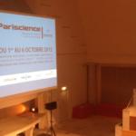Clap de fin pour l'édition 2015 de Pariscience