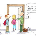 Collège et lycée : des cours à guichets fermés !