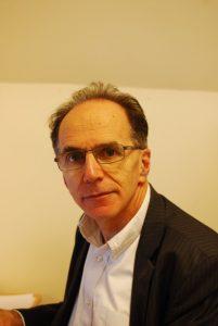 Martin Andler, président d'Animath