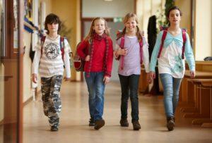 Gruppe Schulkinder © Christian Schwier