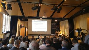La Conférence de consensus du Cnesco sur les maths en primaire s'est tenue les 12-13 novembre à Paris / Photo DR