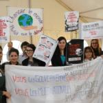 Les étudiants se mettent à l'heure de la COP 21