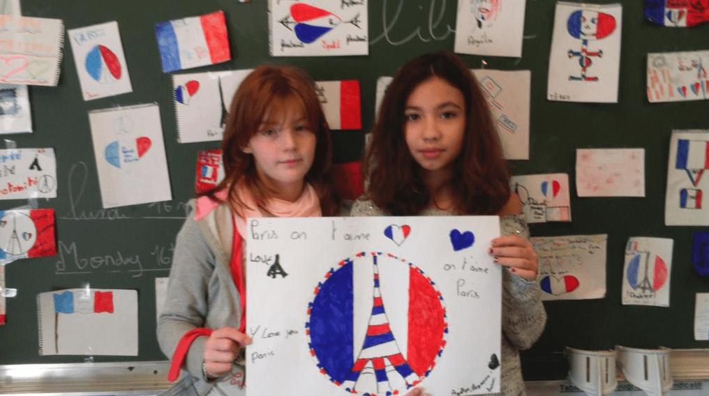 Parler des attentats à l'école : «libérer la parole et écouter, avant de rétablir les faits»