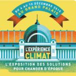 Solutions COP 21 : une exposition sur le climat au Grand Palais