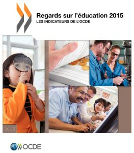 Le rapport Regards sur l'éducation de l'OCDE