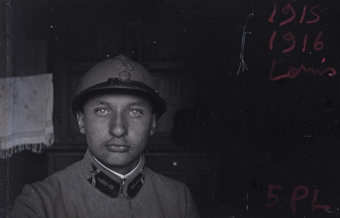 Plateforme 14/18 : découvrir la Grande Guerre à travers le regard d'une famille