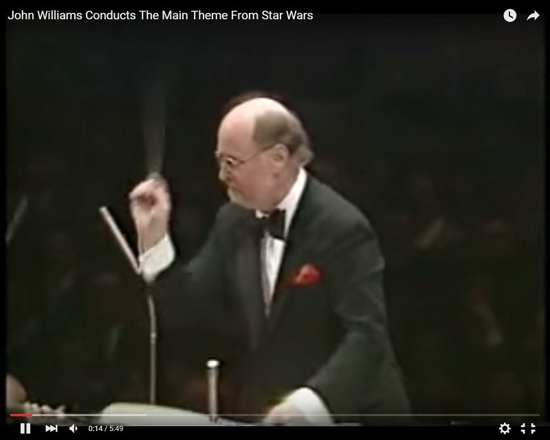 Star Wars : France Musique dédie une émission à sa musique symphonique