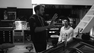 Jonas mit Nils Frahm